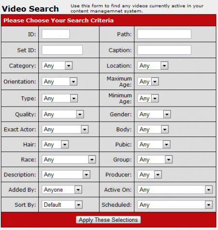 The CARMA Video Search