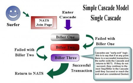 Figure 1.1 - Example Cascade Model