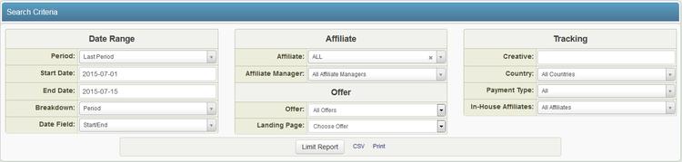 admin affiliate dating