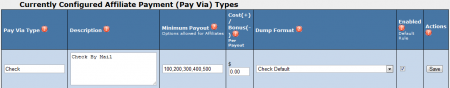 Editing Your Pay Via Settings